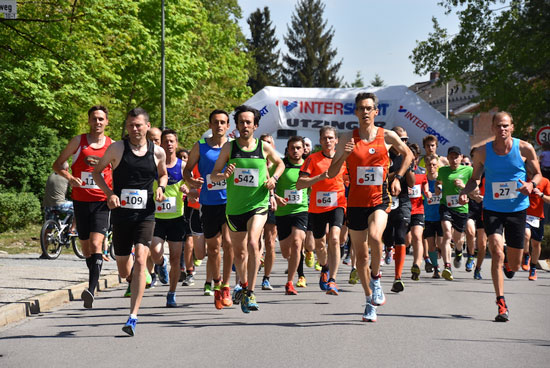 Start Hauptlauf in Geretsried 2018