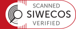 Scanned SIWECOS Verified